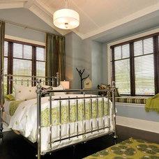 Contemporary Bedroom by Tavan Group