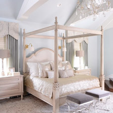 Traditional Bedroom by Tiffany McKinzie Interior Design