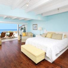 Tropical Bedroom by V.I.Photography & Design