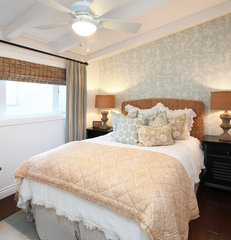 traditional bedroom by V.I.Photography & Design
