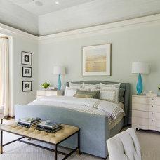 Contemporary Bedroom by Virtual Studio Innovations