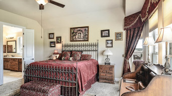 Bedrooms with Character