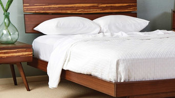 BedVoyage rayon from Bamboo Coverlets in White
