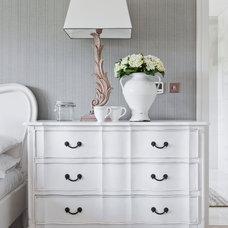 Modern Bedroom by Alexander James Interiors