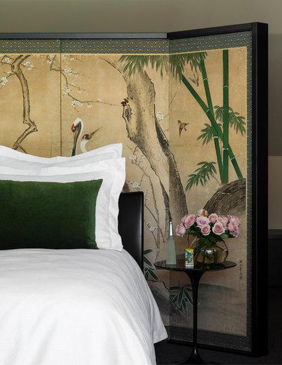 Современный Спальня by D'Cruz Design Group Sydney Interior Designers