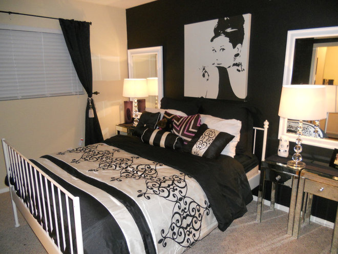 Eclectic Bedroom by Style It Rich