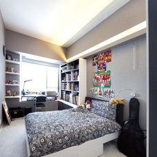 Modern Bedroom by S.I.D.Ltd.