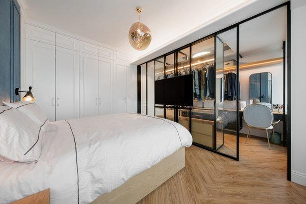 Неоклассика Спальня by Ample DESIGN