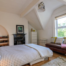 Eclectic Bedroom by Gary Quigg Photography