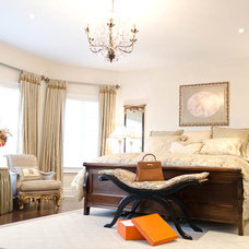 Traditional Bedroom by Lumar Interiors