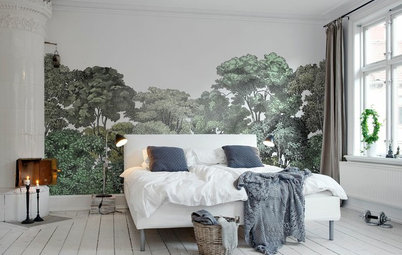 13 Stylish Ways to Accent a Bedroom Wall
