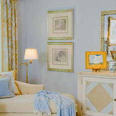 Traditional Bedroom by Vincent Greene Architects