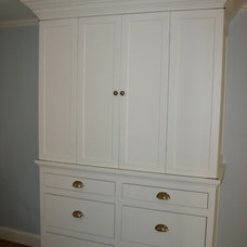 Traditional Bedroom by Sprague Woodworking