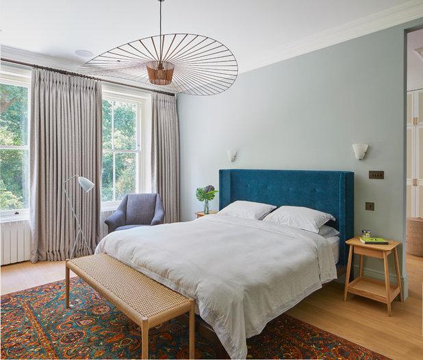 Современный Спальня by WEBB MIEHE ARCHITECTS