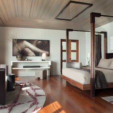 Contemporary Bedroom by Applegate Tran Interiors