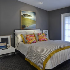 Contemporary Bedroom by Inside Inc