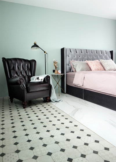 Contemporary Bedroom by The Scientist Pte Ltd