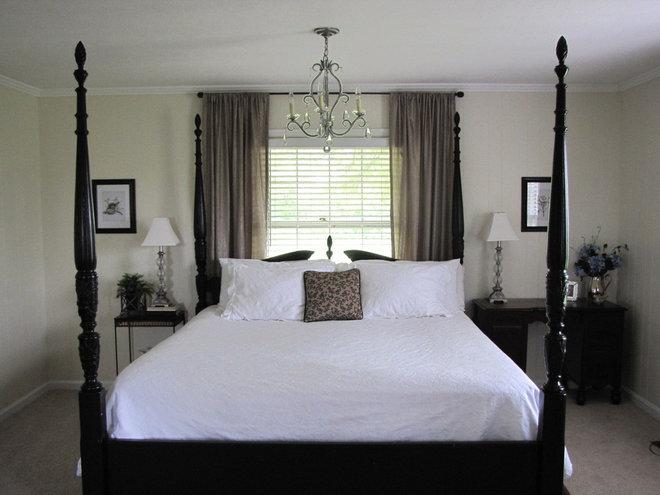 Traditional Bedroom Beneath My Heart