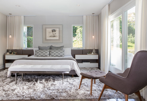 Contemporary Bedroom By A.S.D. Interiors   Shirry Dolgin, Owner