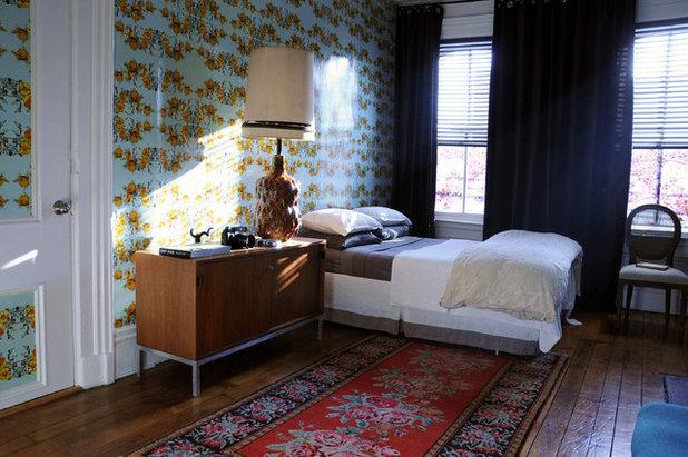 Eclectic Bedroom by Gavin Benjamin