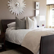 Transitional Bedroom by Alice Lane Home Collection