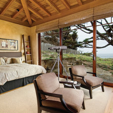 Beach Style Bedroom by McNamee Construction