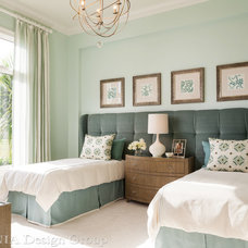 Contemporary Bedroom by Insignia Design Group