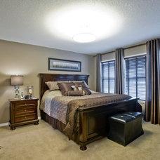 Traditional Bedroom by Daytona Homes
