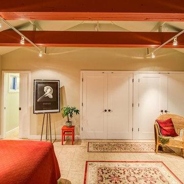Berkeley garage conversion to an ADU
