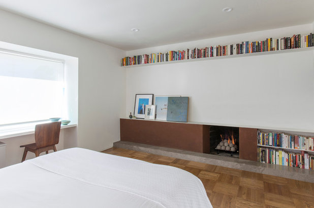Contemporary Bedroom by Tierney Conner Architecture