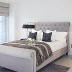 Fitzrovia Apartment Master Bedroom Contemporary