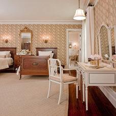 Traditional Bedroom by Giambastiani Design