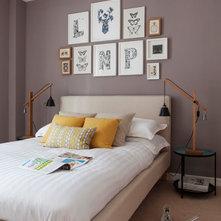 tinta parete camera da letto