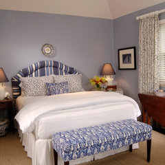 traditional bedroom by Patrick Sutton Associates
