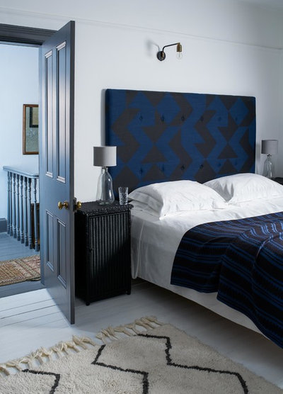 Eclectic Bedroom by Rory Robertson