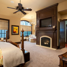 Traditional Bedroom by WPL Interior Design