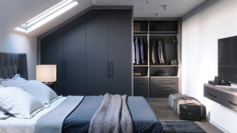 Bespoke Fitted Wardrobe and & Walk In Wardrobe