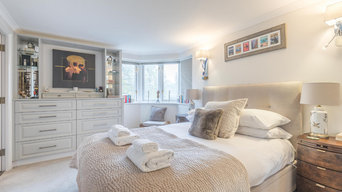 Bespoke Furniture in Bedrooms, Study, Lounge, Utility, Kitchen