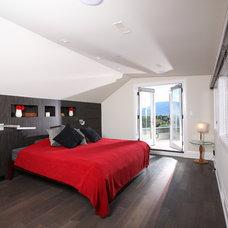 Contemporary Bedroom by Best Builders ltd