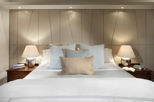 Contemporain Chambre by Best Builders ltd