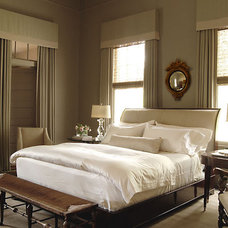 Contemporary Bedroom by Betsy Brown Inc