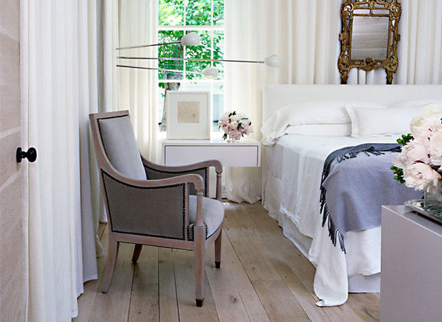 Eclectic Bedroom by Betsy Brown Inc