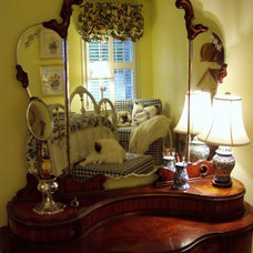 traditional bedroom by Between Naps on the Porch