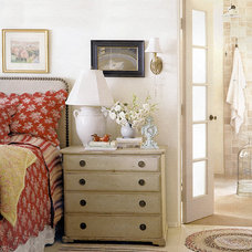 Eclectic Bedroom by Sandy Koepke