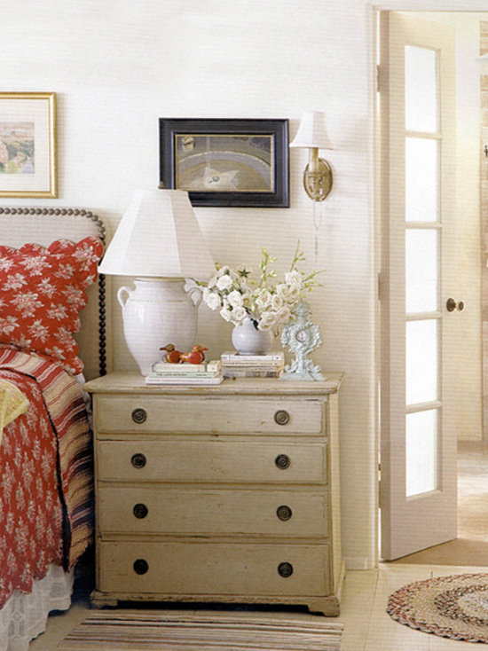 French Country Nightstand Houzz - French country nightstand