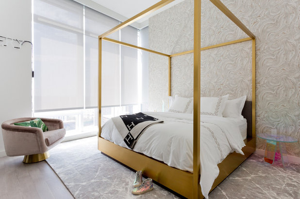 Contemporain Chambre by Natalie Myers