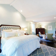 Transitional Bedroom by Elite Remodeling & Construction