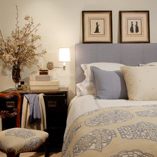 Traditional Bedroom by Annette English