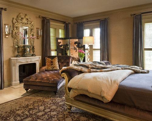 houzz dark cherry design ideas remodel pictures. Black Bedroom Furniture Sets. Home Design Ideas