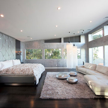 Beverly Hills Summit Drive Private Residence
